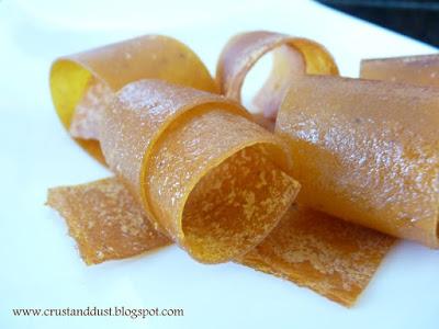 Fruit rolls (owocowe zawijańce)