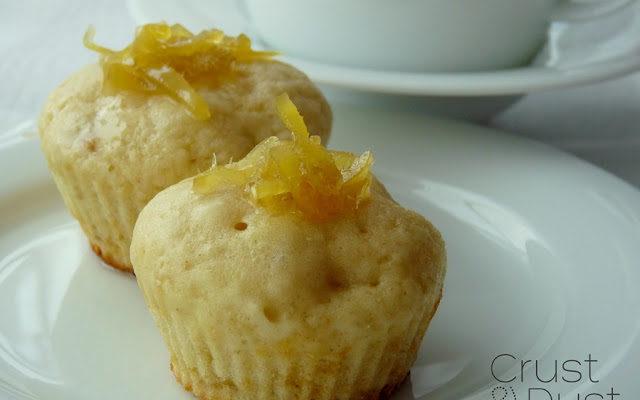 Muffiny gruszkowo-imbirowe