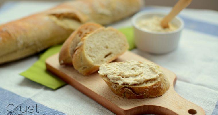Pasta kanapkowa z pstrągiem wędzonym i chrzanem