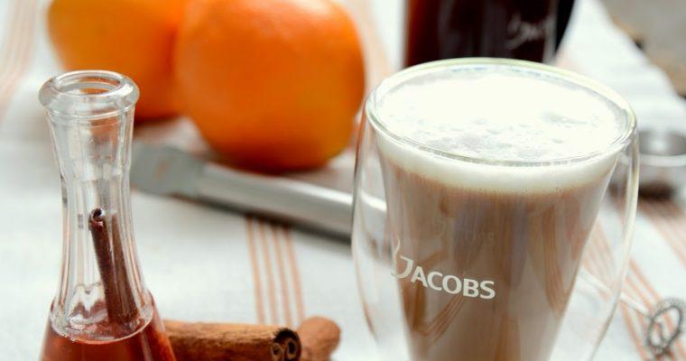 Syrop cynamonowo-pomarańczowy do kawy