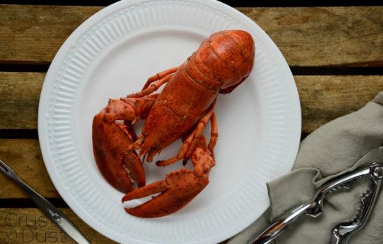Makaron z homarem – najprostszy