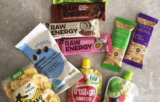 Słodycze do szkoły bez wyrzutów sumienia – część II