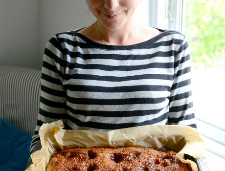 Brunsviger czyli fiońskie ciasto urodzinowe