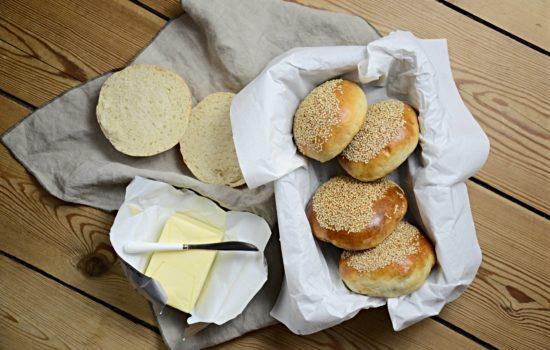 Bułki do hamburgerów wg. Clausa Meyera
