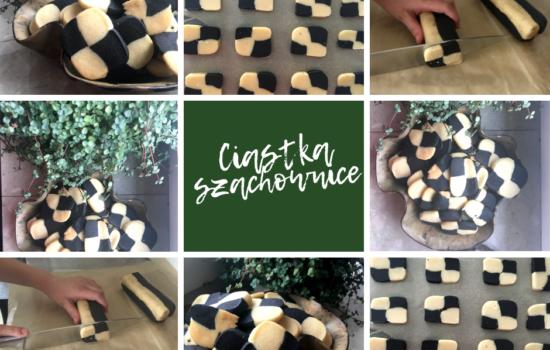 Szwedzkie ciastka szachownice – schackrutor