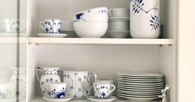 Royal Copenhagen, czyli o nowym życiu historycznej porcelany
